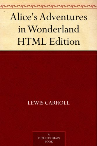 Alice's Adventures in Wonderland HTML Edition