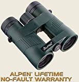 Alpen Optics Wings 8x42 Waterproof Model 585 Hunting Binoculars