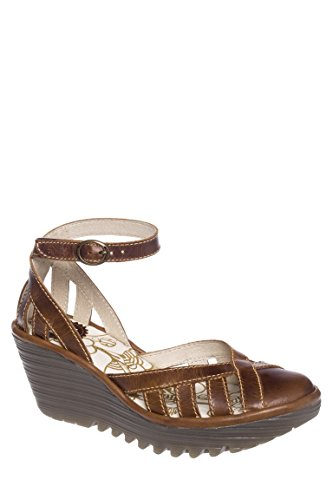 Yeil Wedge Sandal