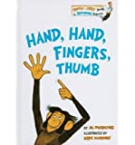 Hand, Hand, Fingers, Thumb (Bright & Early Books) by Perkins, Al (unknown Edition) [Hardcover(1969)]