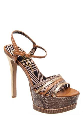 Jessica Simpson Skye High Heel Platform Sandal