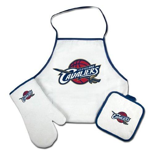Cleveland Cavaliers Grilling Apron Set