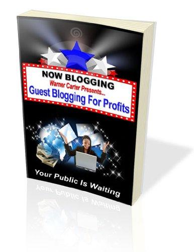 Guest Blogging for Profits