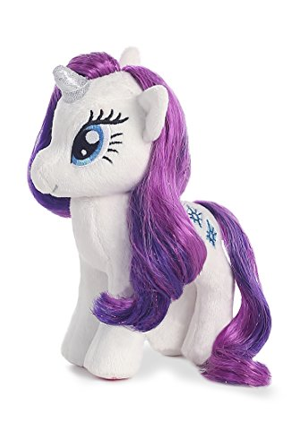 "Aurora World My Little Pony/Rarity Pony/6.5"" Plush - 1"