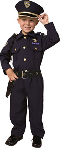 Police officer costume boy child 8 10 mature weapons gun accessories gun holsters - Police officer child costume ...