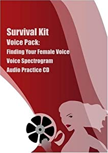 Survival Kit Voice Pack: Finding Your Female Voice