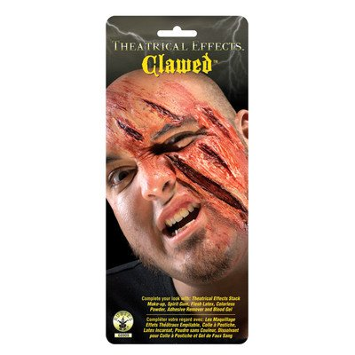 Rubie's Costume Co Theatrical Effects-Clawed Costume - 1