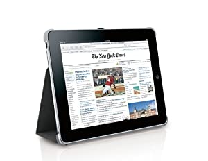 Macally BOOKSTAND Protective Case and Stand for iPad