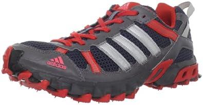 adidas Women's Thrasher Trail Running Shoe,Urban Sky/Metallic Silver/Core Energy,11 M US