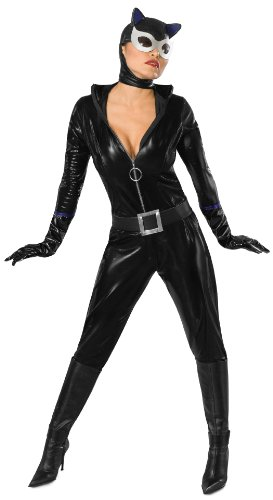Rubie's Costume Co Batman Secret Wishes Sexy Catwoman Costume