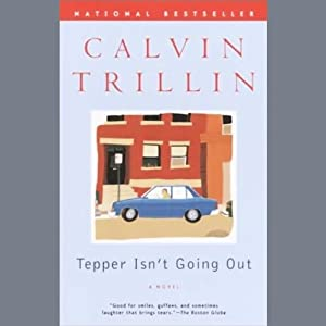 Tepper Isn't Going Out Audiobook