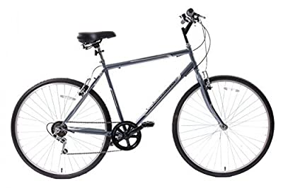 "Professional Mens Hybrid City Trekking Bike 21"" Frame Very Low Price Hybred"