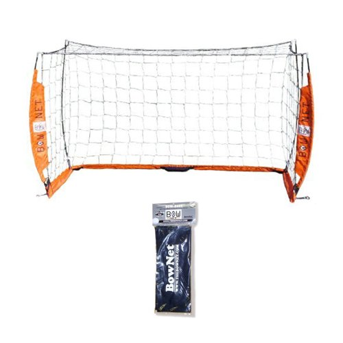 983d28257 Bownet BOW-4X8 4 x 8 Portable Soccer Goal w/ Bownet Sand Bags (2 Sand  Bags/Set)
