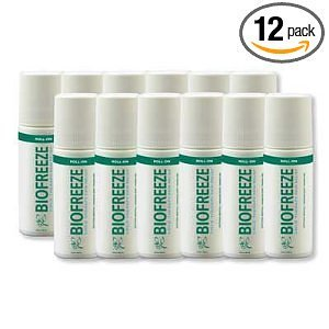 Biofreeze 3 Oz. Roll-on - Box of 12