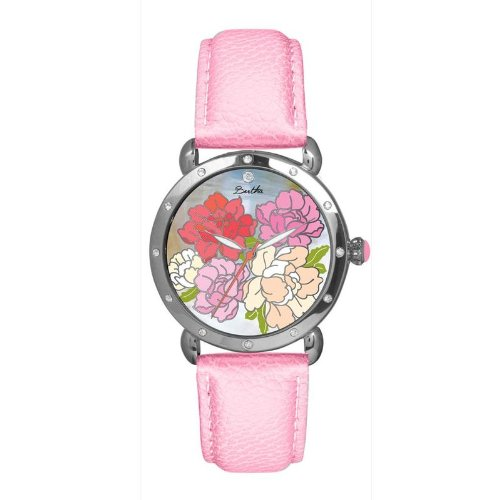bertha-womens-br3601-angela-light-pink-multicolor-leather-watch