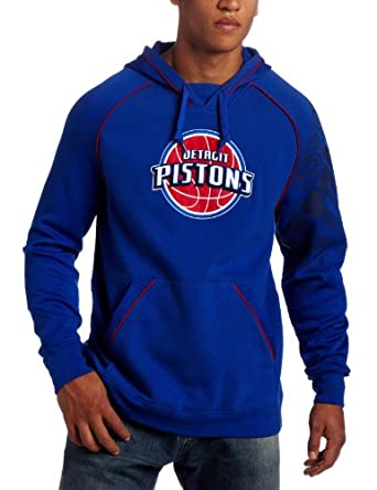 NBA Detroit Pistons Hoops Pullover Hoodie by adidas