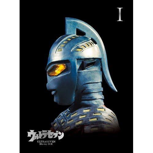 ウルトラセブン Blu-ray BOX I