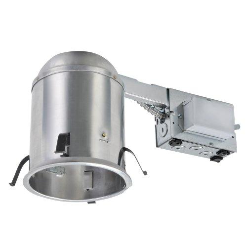 Fluorescent Light Housing: Cooper Lighting H572RICAT 5-Inch AirTite 26-Watt Compact