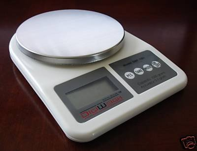 0.1 Gram, 0.002 Ounce Professional Coin Scale and Warranty