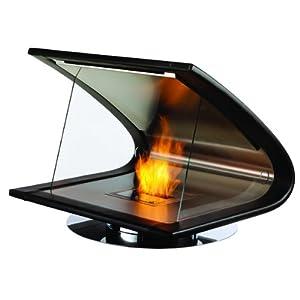 EcoSmart Zeta Ethanol Fireplace