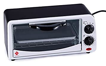 Kleiner Kühlschrank Watt : Mini backofen mit grill watt pizza ofen timer backblech und