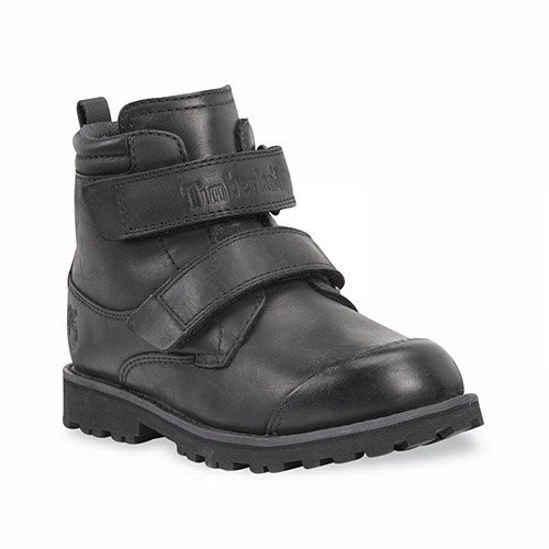TIMBERLAND ASPHTRL EK6IN BOYS BLACK BOOTS Style 60867
