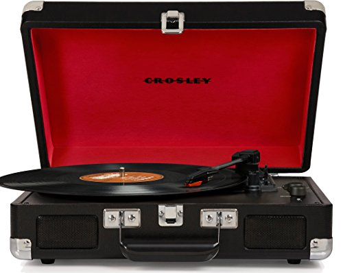 crosley-cr8005d-bk-cruiser-deluxe-portable-3-speed-turntable-with-bluetooth-black