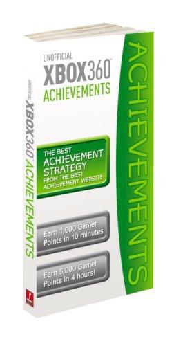 Xbox360 Achievement Guide: Prima Official Game Guide (Prima Official Game Guides)