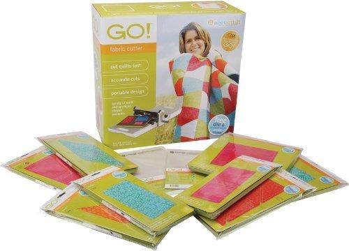 Accuquilt Go! Mix & Match Starter Set