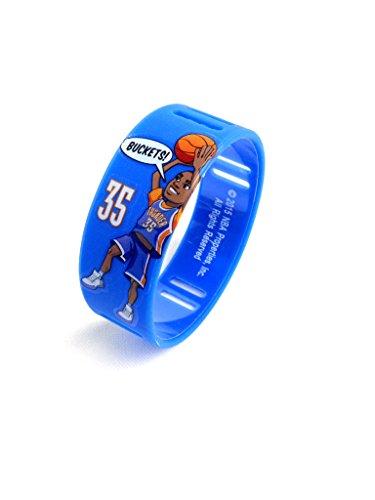 Backyard Sports NBA Mojo Bands Oklahoma City Thunder Kevin Durant Armband Toy