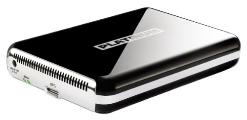 PLATINUM - MYDRIVE - DISQUE DUR EXTERNE 3,5  - USB 3.0 - 2 TO - NOIR