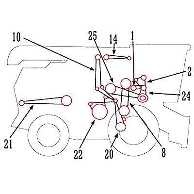 Wiring Diagram For International 826