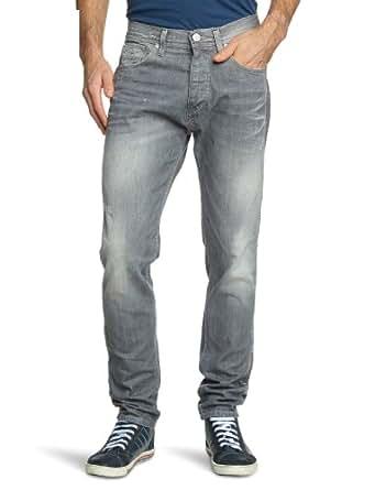 SELECTED HOMME Herren Jeans Normaler Bund 16029971 Five Rico 1302 jeans, Gr. 29/32, Grau (Denim)