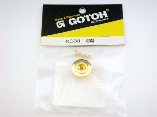 Mij G.Gotoh Round String Guide For Bass 7.0Mm Gold