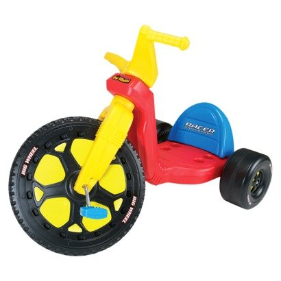 "Sale!! ""The Original Big Wheel"" - 16"" Big Wheel Racer - Red"