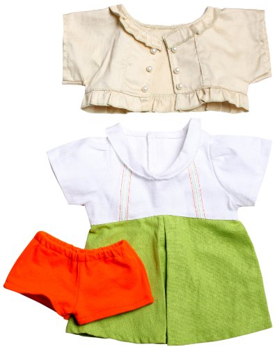 [My Fair Linen Outfit Pack for Zylie the Bear] (Toddler Cat Costume Ideas)