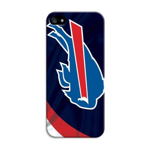 iphone5ケース iphone5sケース アメリカンフットボール [NFL] buffalo billsバッファロー・ビルズアイフォン5/5s耐衝撃ケース カバー 024 -