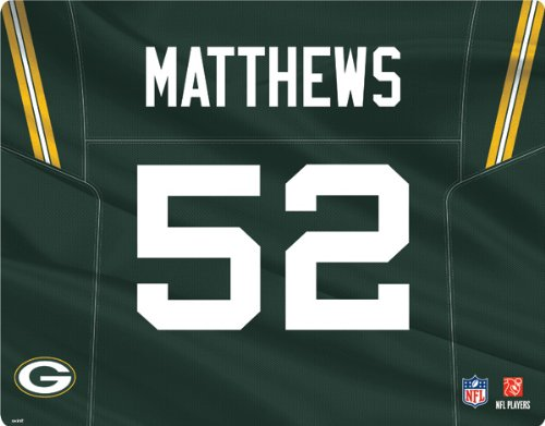 NFL - Green Bay Packers - Clay Matthews -Green Bay Packers - Skin for Microsoft Xbox 360 (Includes HDD) from Skinit