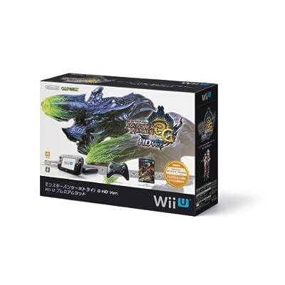 モンスターハンター3 (トライ)G HD Ver. Wii U プレミアムセット (WUP-S-KAFD)