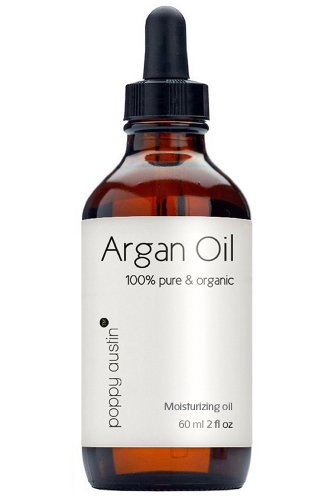100% Pure Organic Argan Oil by Poppy Austin®
