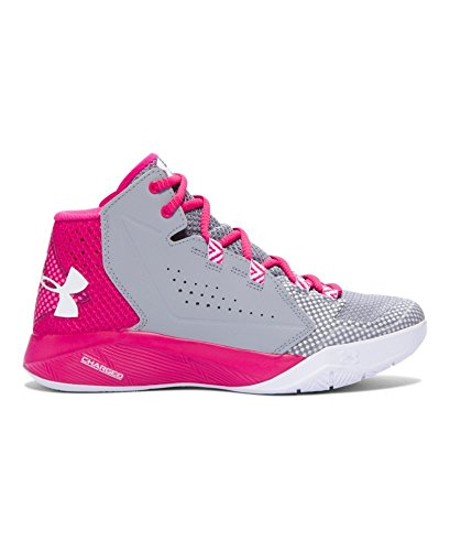 Under Armour Women's UA Torch Fade Basketball Shoes 6.5 Steel