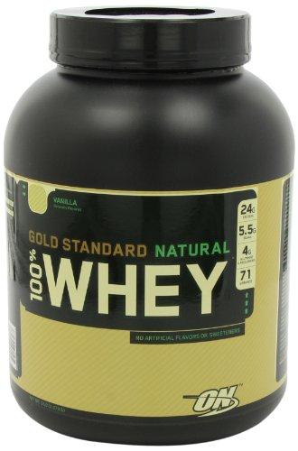 optimum nutrition 100 whey gold standard natural whey. Black Bedroom Furniture Sets. Home Design Ideas