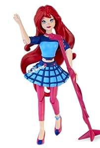 """Jakks Winx 3.75"""" Action Dolls Fairy Concert Bloom"""