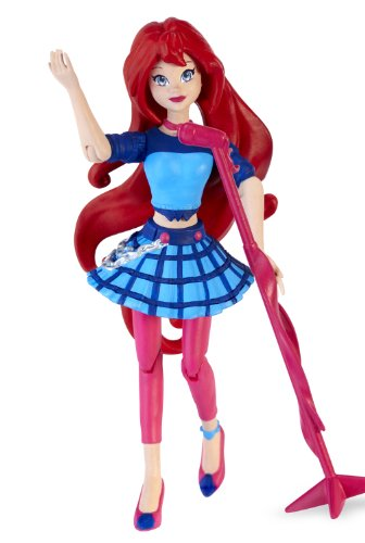 "Winx 3.75"" Action Dolls Fairy Concert - Bloom - 1"