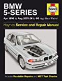 Haynes Workshop Manual BMW 5 Series Apr 1996 to Aug 2003