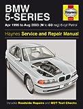 Haynes Workshop Manual BMW 5 Series Apr 1996 to Aug 2003