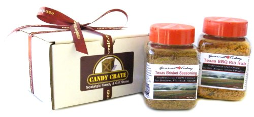 Lil' Tex Seasoning Gift Set with Cook Book