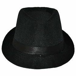 Fedora Hat(Black)
