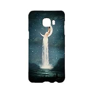 BLUEDIO Designer Printed Back case cover for Samsung Galaxy C7 - G11540