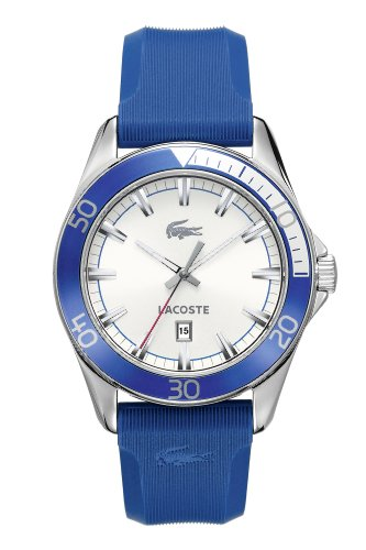 Men's Sport Navigator Blue Rubber